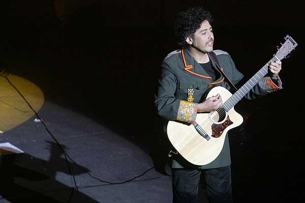 Pablo Milanés y Manuel García encabezan el Festival de Olmué 2012