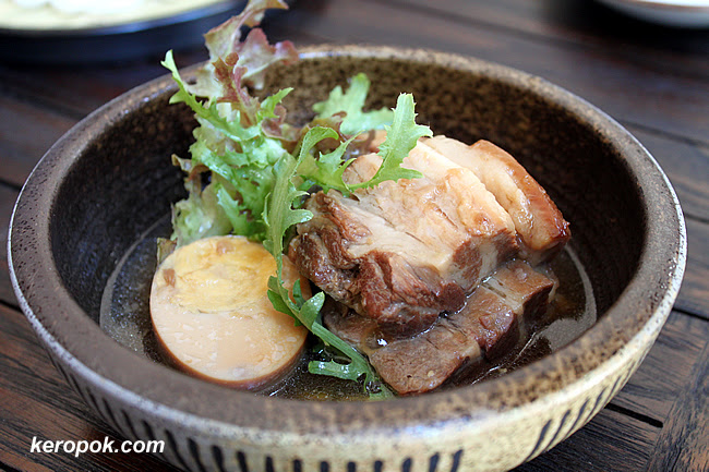Buta Kanuni - Stewed Pork Belly
