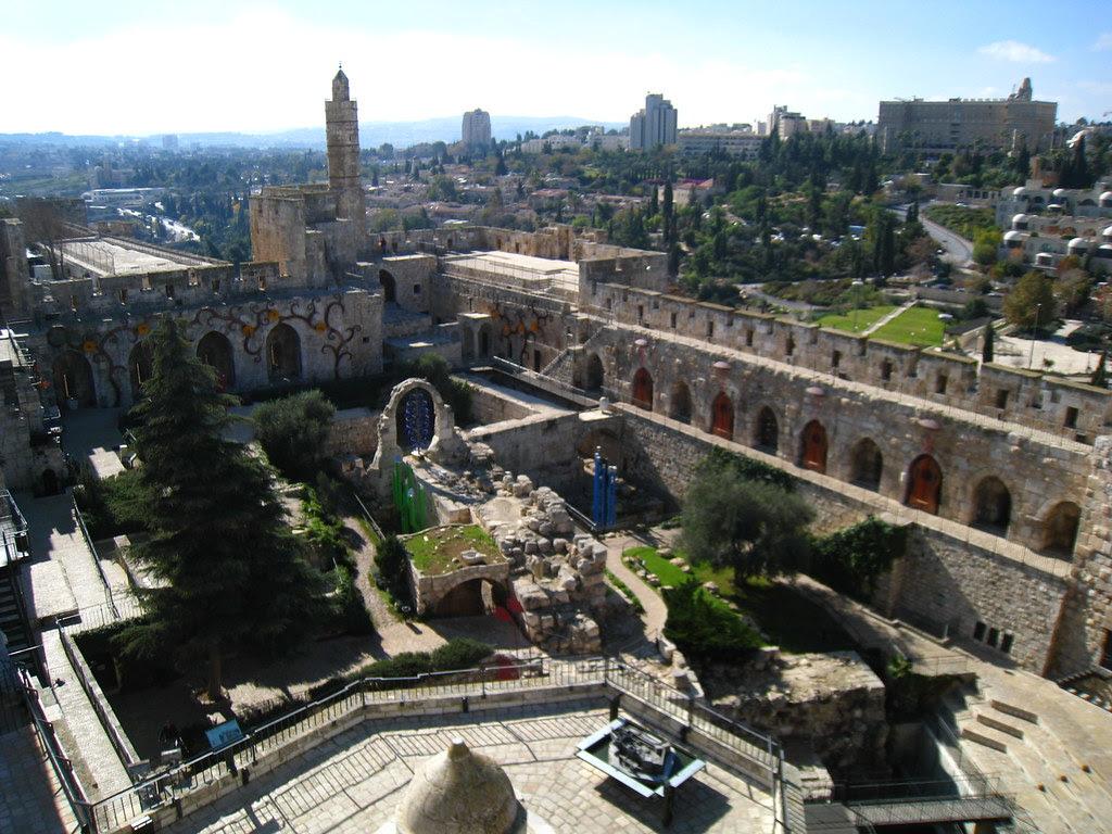 Tower of David & Jerusalem