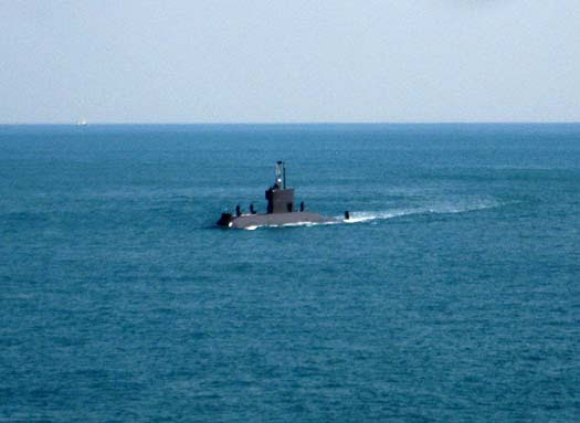 ROKN Submarine