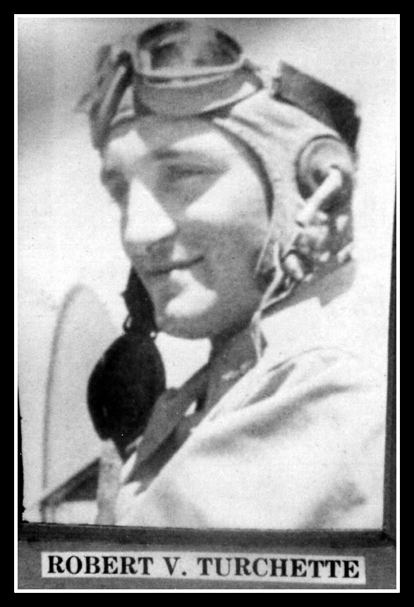Robert Turchette, of Nutley, killed in bomber crash in Arkasas,, 1943