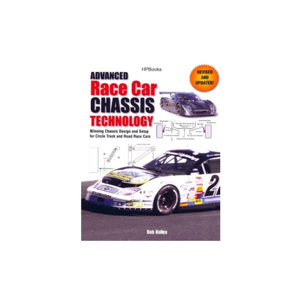 HP Books® 978-155788562-3 - Advanced Race Car Chassis ...