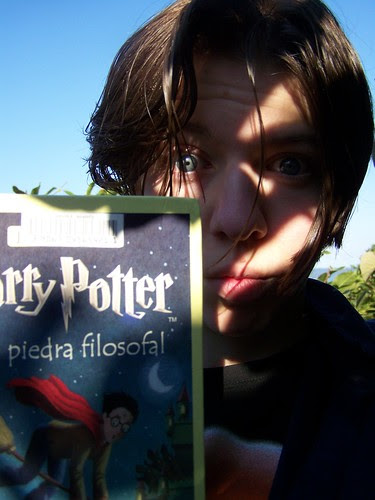 oct 014 - Harry Potter en espanol
