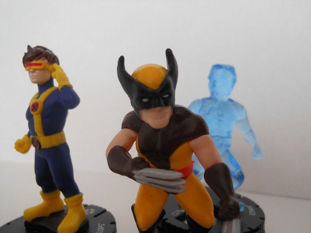 HeroClix X-Men