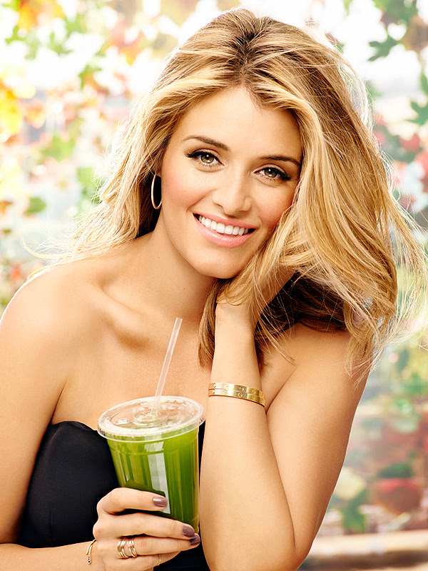 Daphne Oz Fitness magazine