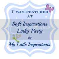 Soft Inspirations Linky Party Top 3
