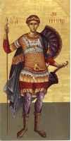 Sfantul, Slavitul Mare Mucenic Dimitrie