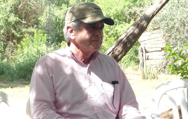 O fazendeiro brasileiro Marcelo Bastos Ferraz rejeitou o pedido dos Ayoreo para parar de destruir a floresta de seus parentes isolados