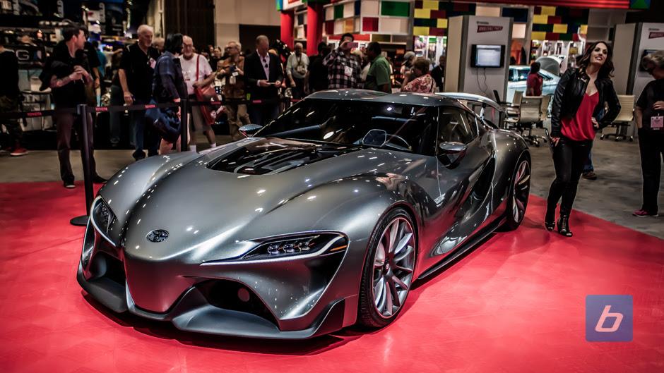 Toyota ft1 release date in Brisbane