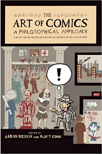 The Art Of Comics A Philosophical Approach