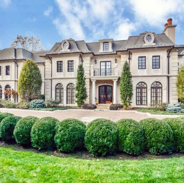 Top 60 Best Driveway Landscaping Ideas - Home Exterior Designs