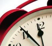 Alarm Clock - 5 to midnight