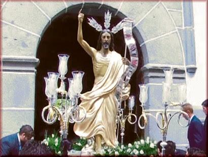 Resultado de imagen de Señor Resucitado de Villanueva de Córdoba