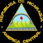 Brasão de armas da Nicarágua