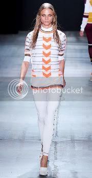 Alexander Wang Spring 2012 New York Fashion Week