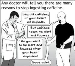 Basic Instructions on Quitting Caffeine: The Price of Health - Needcoffee.com