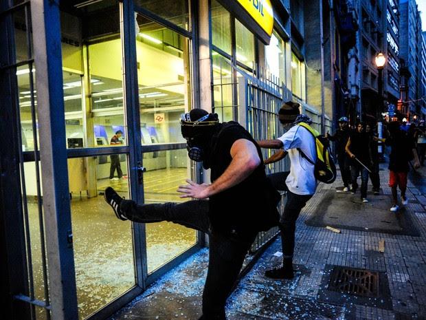 protesto sp (Foto: Adriano Lima/Brazil Photo Press/Estadão Conteúdo)