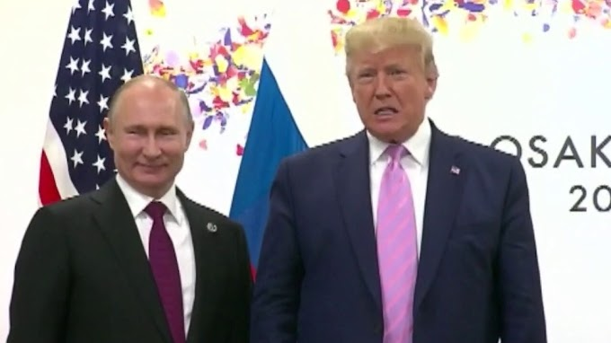 TREND ESSENCE: Trump says intel doesn't back up report on Russian bounties against US troops
