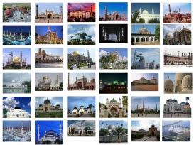 Kita hidup di zaman masjid tersergam indah