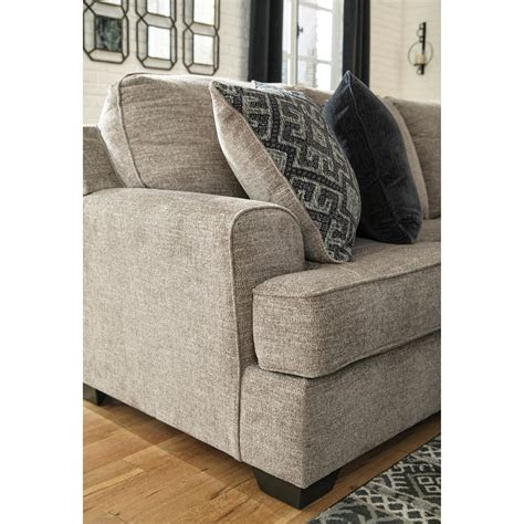 signature design  ashley bovarian  piece sectional