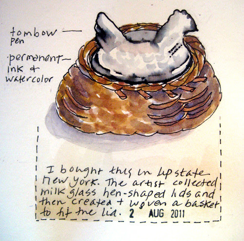 Everyday Objects ~hen basket