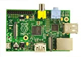 CanaKit Raspberry Pi (512 MB) Basic Kit (Raspberry Pi 512 MB + Clear Case + Micro USB Power Supply)