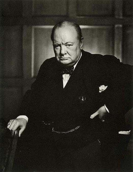 Sr. Winston Churchill