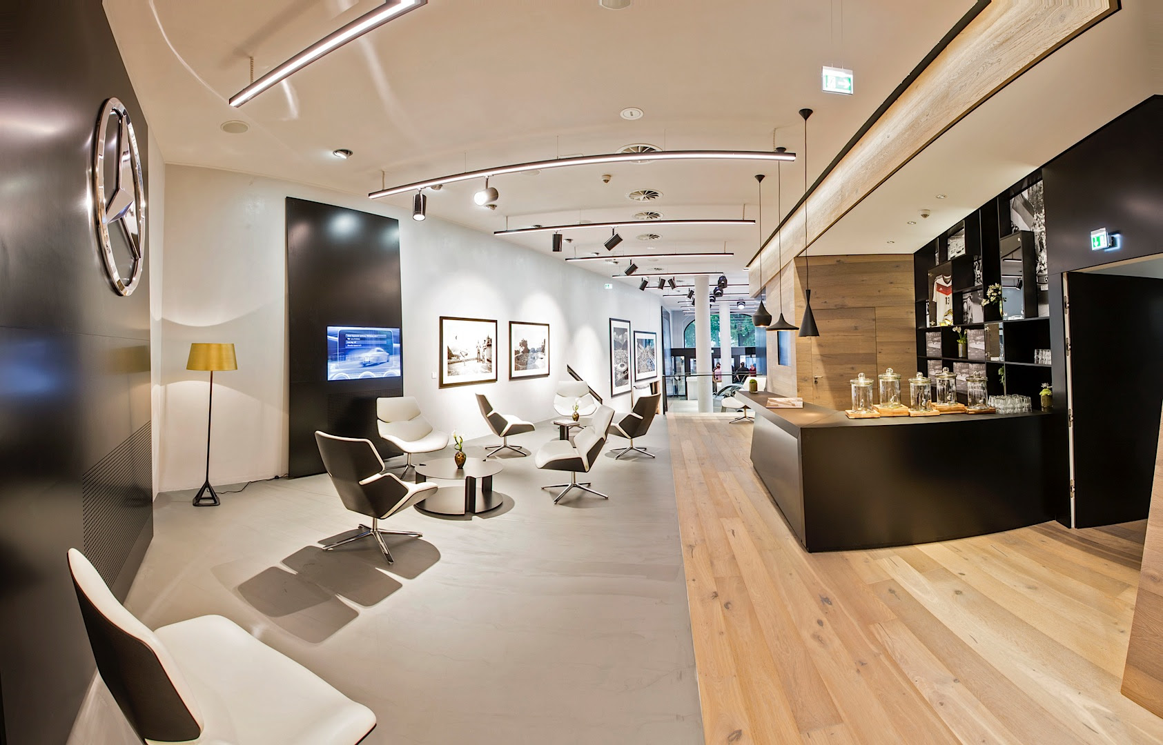 First Innovative Mercedes me Store Opens in Germany ...