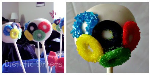 Olympic Cake Pops1