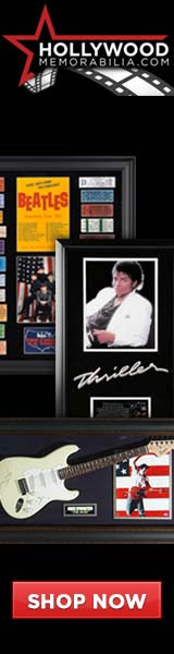 Shop for Thousands of 100% Authentic Autographed Music Collectibles at HollywoodMemorabilia.com