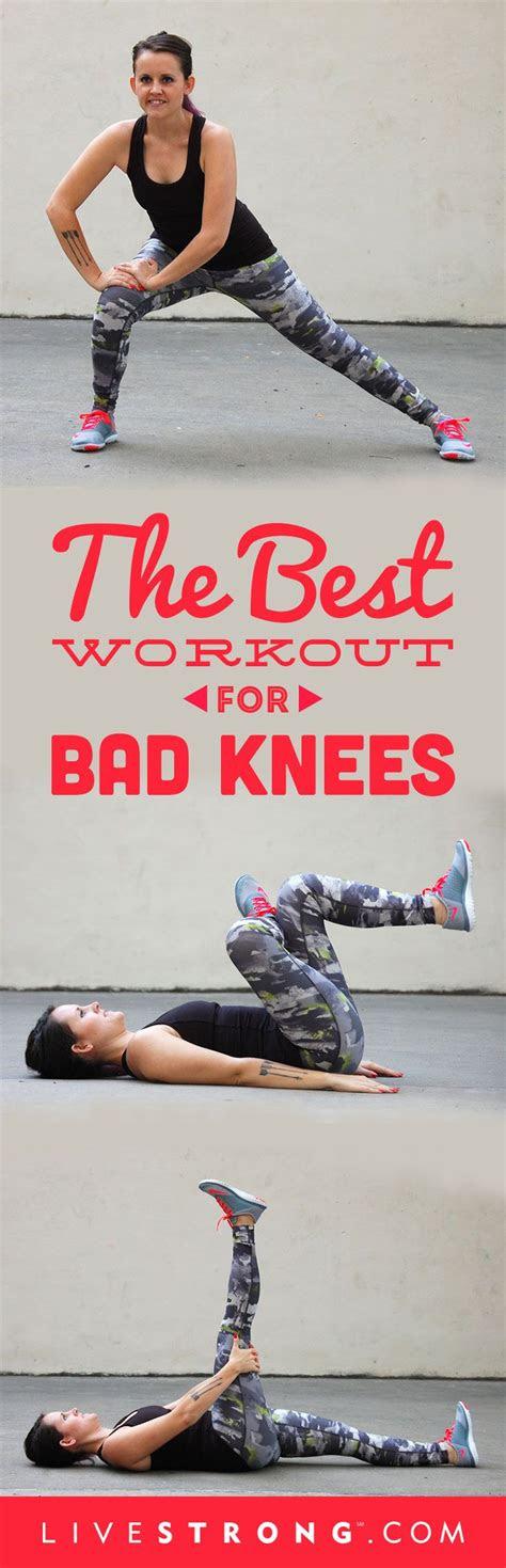 bad knees    knee strengthening exercises