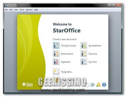 StarOffice 9
