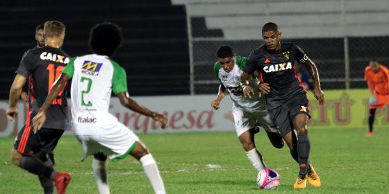 Pernambucano 2018, 8ª rodada: Belo Jardim x Sport. Foto: Anderson Freire/Sport Club do Recife