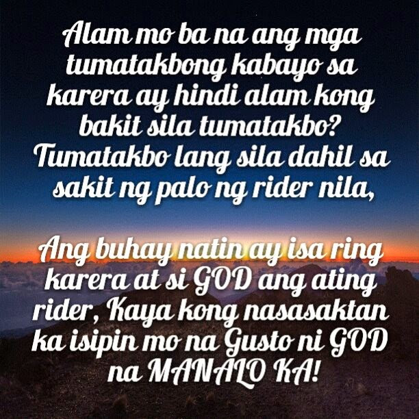 Tagalog Inspirational Quotes. QuotesGram