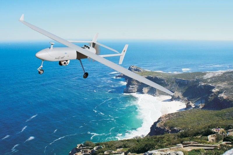 South African Armed Drones - Drone HD Wallpaper Regimage.Org