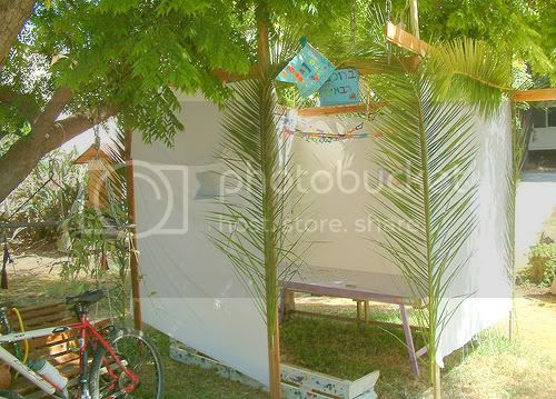 This year the Jewish Feast of Booths Sukkot takes place at sundown on