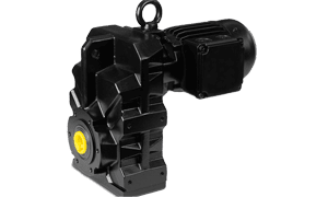 BF Series Submersible Shaft Mounted Geared Motor