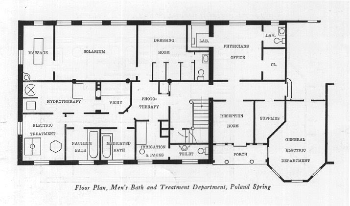 Day Spa Floor Plans Spa Pictures