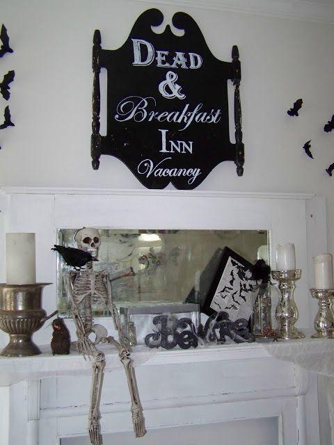 ARBOR HOUSE LANE: Halloween