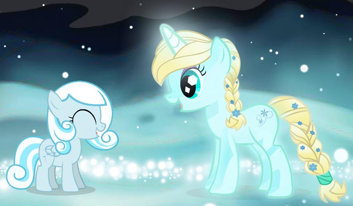 Frozen My Little Pony Frozen Photo 36678375 Fanpop