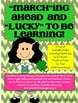 """""""March""""ing Ahead and Lucky to Be Learning!"""
