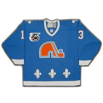 Quebec Nordiques 91-92 jersey