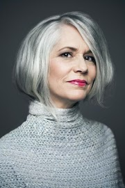 Famous Inspiration 40+ Grey Hair Style Woman