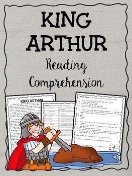 50+ King Arthur Reading Comprehension Worksheets