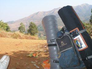 Rajgad trekking