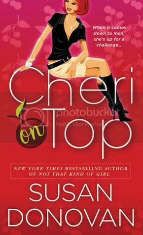 Cheri on Top Cover