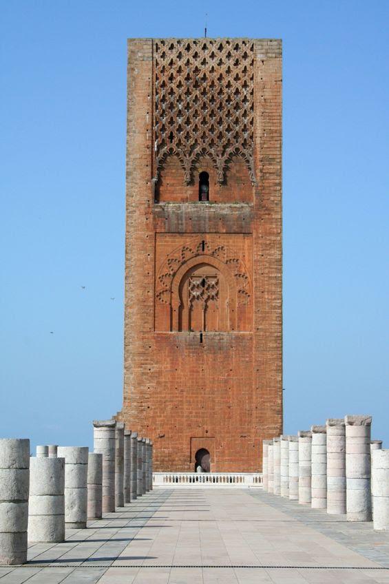 Un Texte Publicitaire Sur La Ville De Rabat - Exemple de Texte