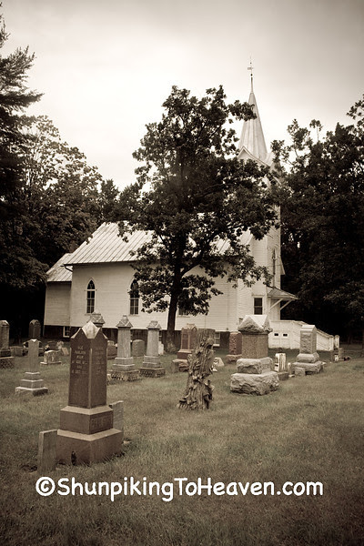 South New Hope Church, Portage County, Wisconsin