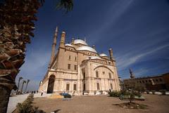 Mezquita de alabastro Saladino