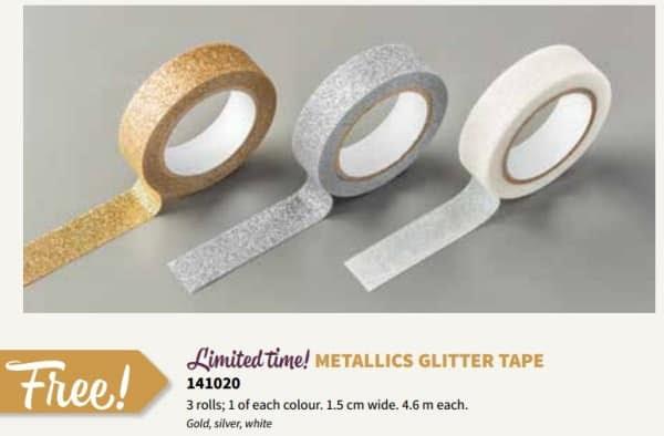 Pootles Glitter Tape